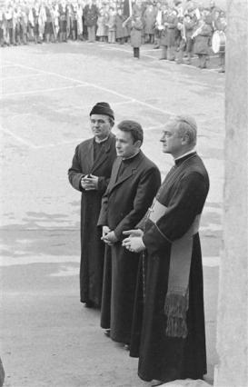 1978 LA BANDA ALL' ELEZIONE A PARROCO DI DON GENESIO